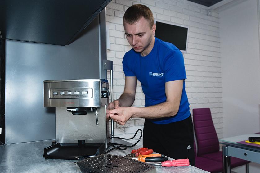 Професійний ремонт кавоварок зображення 1