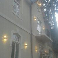 Фасадне освітлення